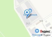 Компания «СТКСистема» на карте