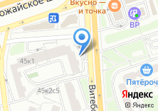 Компания «Центр Бытовых Услуг 77» на карте
