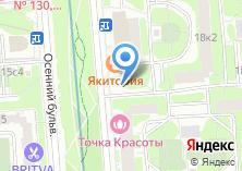 Компания «Столица Крок» на карте