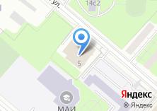 Компания «Регионгазфинанс» на карте