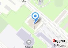 Компания «Юнитоп» на карте