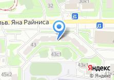 Компания «АРГУНЬ» на карте