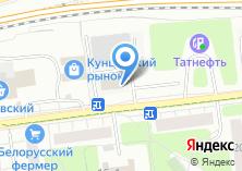 Компания «ТТФ-Модуль» на карте
