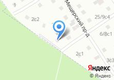 Компания «СТС ПМ» на карте