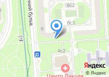 Компания «DSBW» на карте