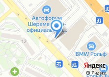 Компания «Эффект-Логистик» на карте