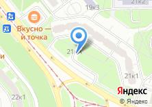 Компания «Автостоянка на Маршала Катукова» на карте