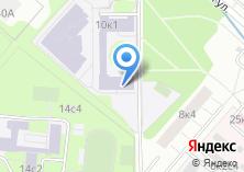 Компания «Средняя общеобразовательная школа №81» на карте