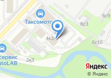 Компания «ПринтСкрин» на карте