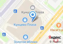 Компания «Ашан» на карте