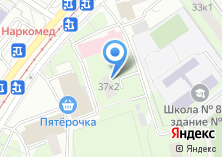 Компания «Продмаш» на карте