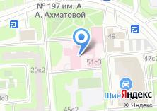 Компания «Женская консультация Городская поликлиника №195» на карте