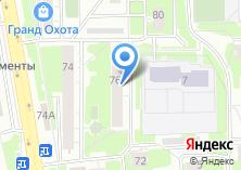 Компания «ДЕЗ ЖКУ» на карте