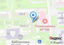 Компания «Медгарантия» на карте
