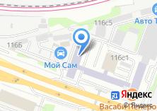 Компания «МДБюро» на карте