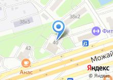 Компания «Марко Треви» на карте