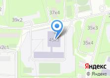 Компания «Средняя общеобразовательная школа №1057» на карте