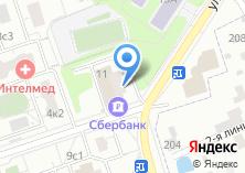 Компания «New Life» на карте