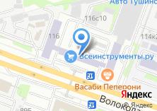 Компания «ФИН-ВУДЛАЙН» на карте