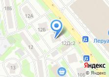 Компания «Groomguru» на карте