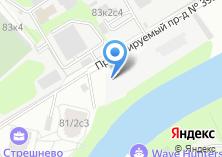 Компания «МКСМ» на карте