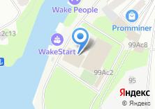 Компания «КаякМаркет.РФ» на карте