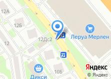 Компания «Химкинское СМУ МОИС-1» на карте