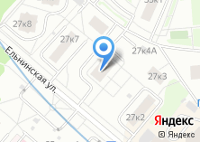 Компания «ОДС Инженерная служба района Кунцево» на карте
