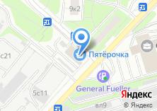 Компания «СССР ТАКСИ» на карте
