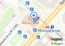 Компания «Tramplinonline» на карте