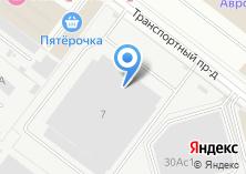 Компания «Himkisklad» на карте