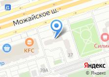 Компания «Аудит МК» на карте