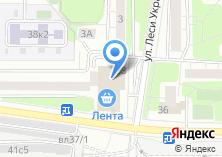 Компания «Максима Декор» на карте