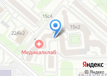 Компания «Электроцентрмонтаж» на карте