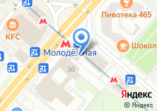 Компания «РусОттис» на карте