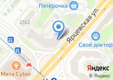Компания «Mobi03» на карте