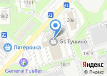 Компания «САМОСПАС» на карте