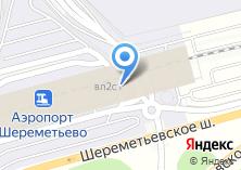 Компания «Русский Торговый Двор» на карте