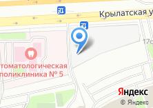 Компания «Трек-4» на карте