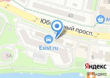 Компания «Unimaster» на карте