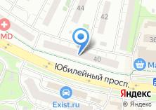 Компания «ОфисТоргСервис» на карте