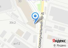 Компания «Пневмакс» на карте