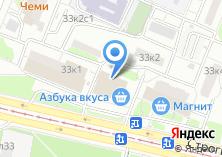 Компания «Мьюзик холл» на карте