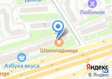 Компания «Скутерфорс» на карте