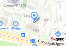 Компания «Антилопа» на карте