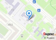 Компания «Детский сад №1671» на карте