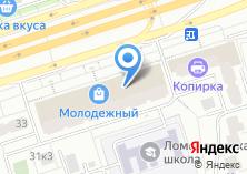 Компания «oodji» на карте