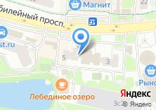 Компания «Гела» на карте