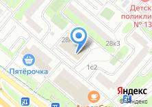Компания «Бенвенутти» на карте