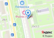 Компания «Московская областная государственная детская библиотека» на карте